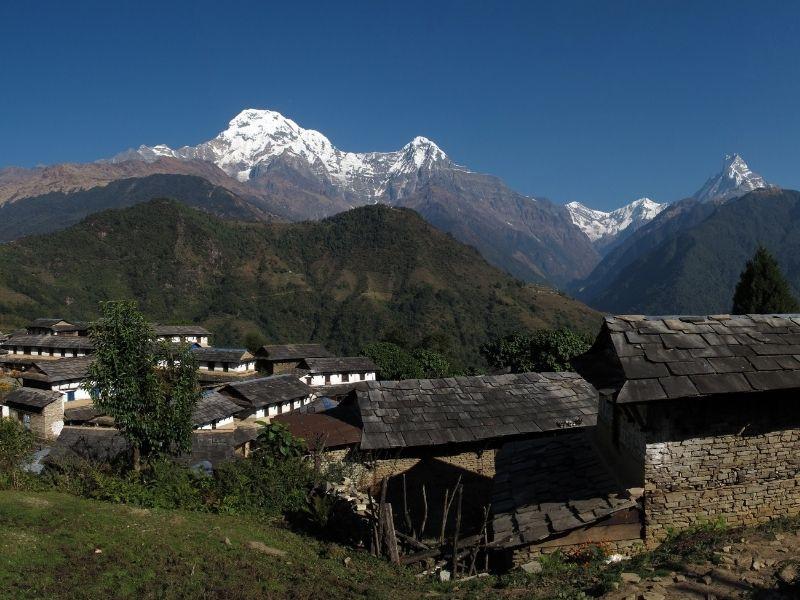 7 Days Annapurna Base Camp Trek