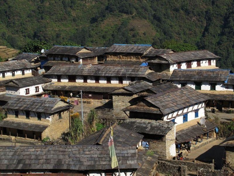 Ghandruk overnight tour from Pokhara