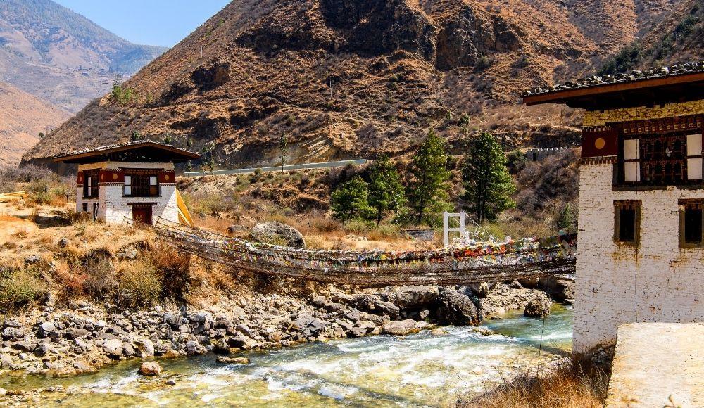 Bhutan discovery tour