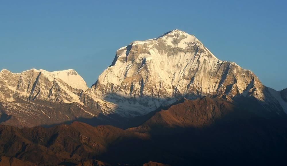Above 8000 Meters Peaks in Nepal