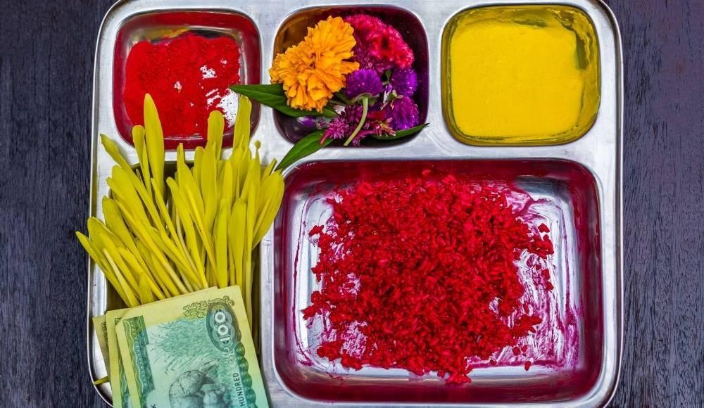 Dashain Celebration in Nepal