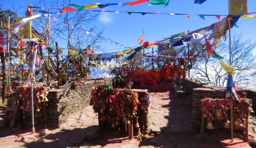 Pathibhara Temple of Nepal