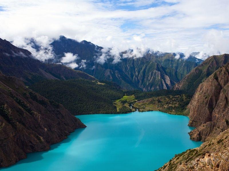 Phoksundo Lake Trek Itinerary