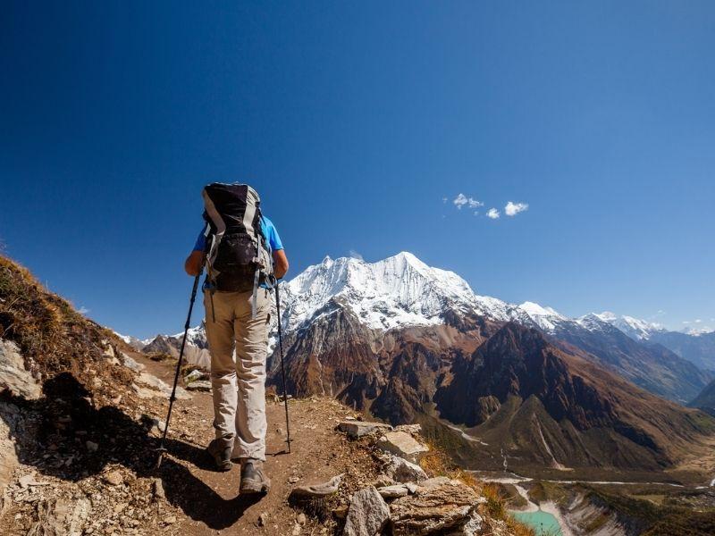 Manaslu Tsum Valley Trek Itinerary